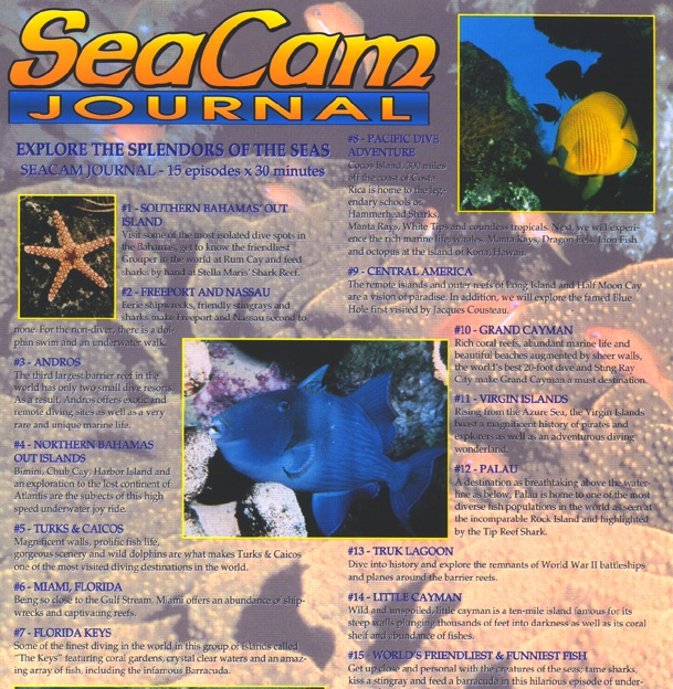 Seacam Journal
