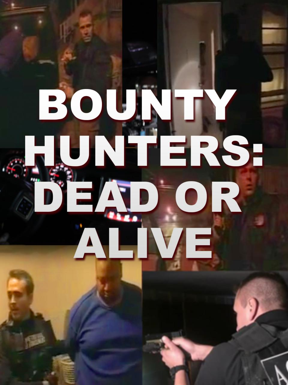 Bounty Hunters: Dead or Alive