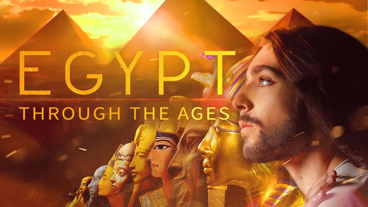 Egypt Thru the Ages