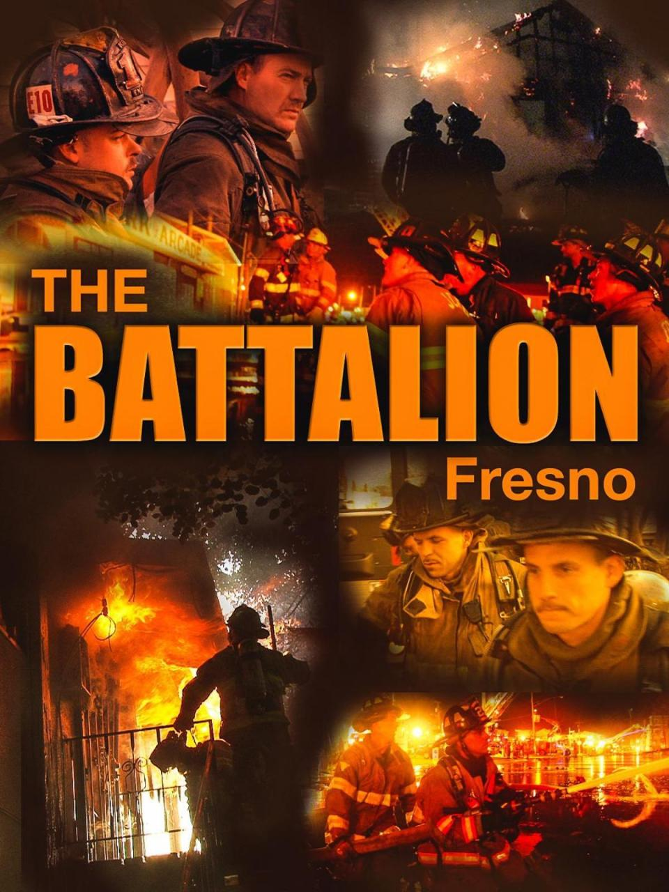 The Battalion: Fire and Rescue - TV Series