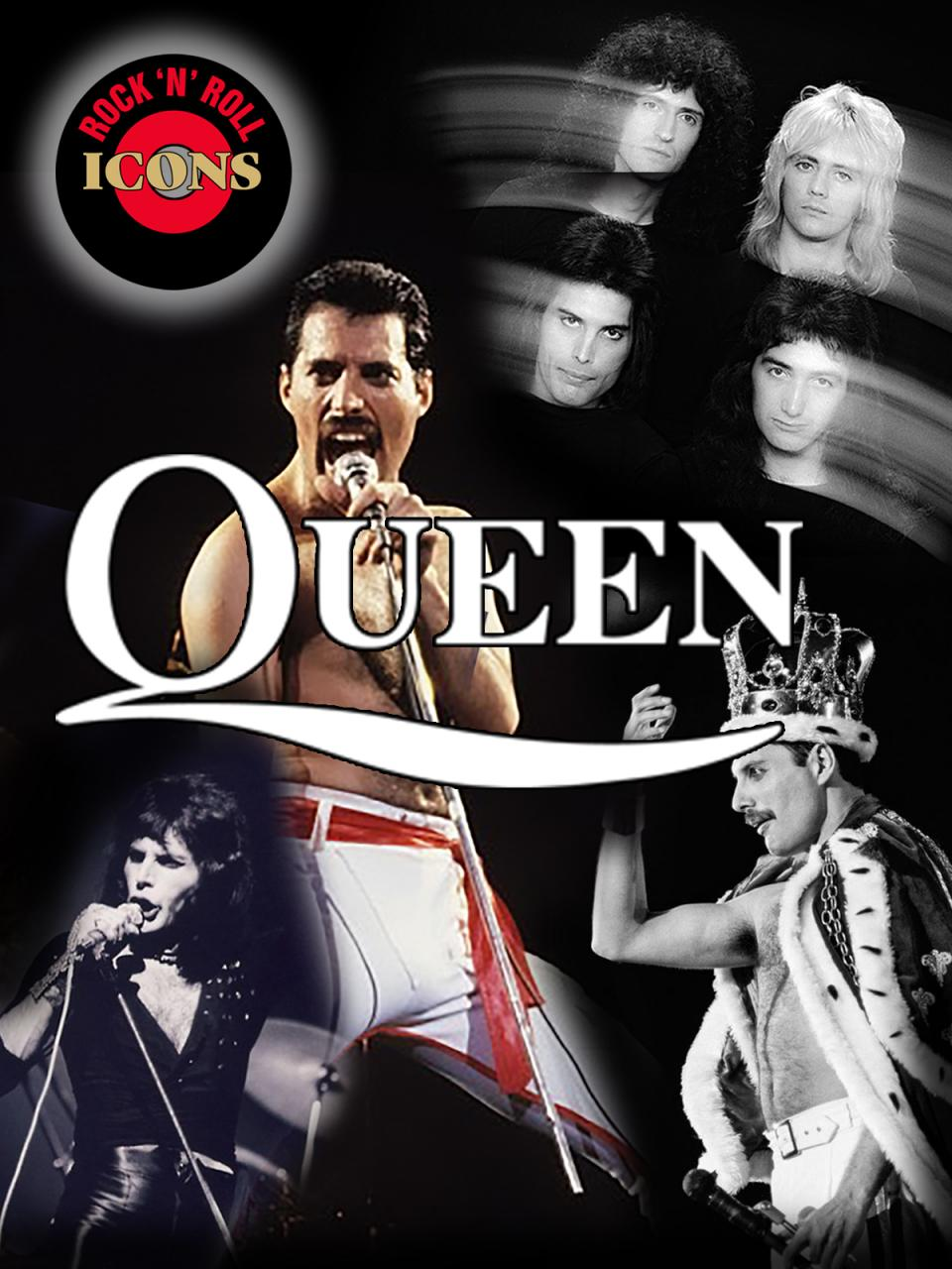 Rock 'n Roll Icons: Queen