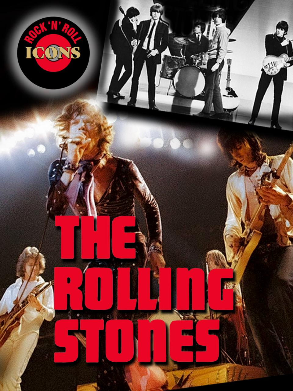 Rock 'n Roll Icons: The Rolling Stones