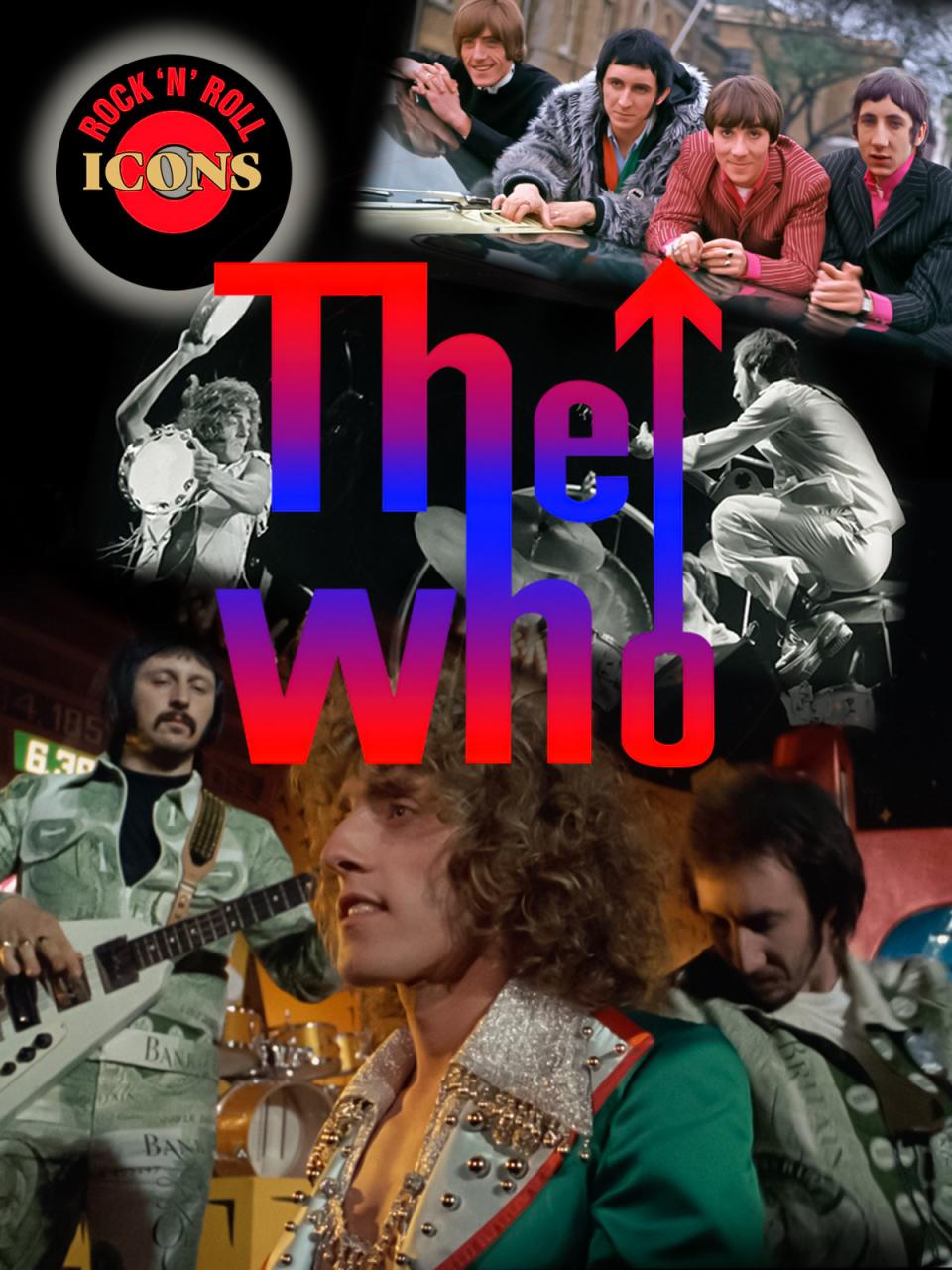 Rock 'n Roll Icons: The Who