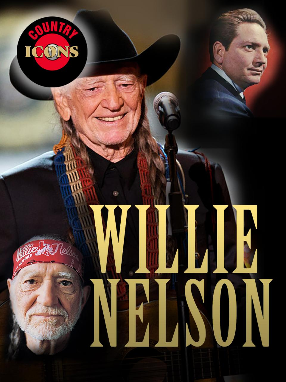 Country Icons: Willie Nelson