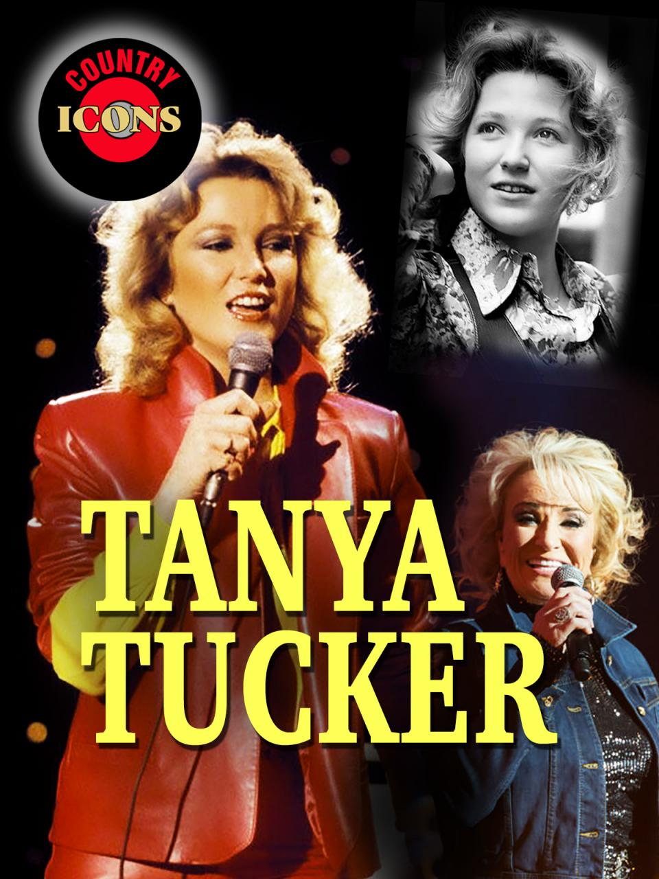 Country Icons: Tanya Tucker