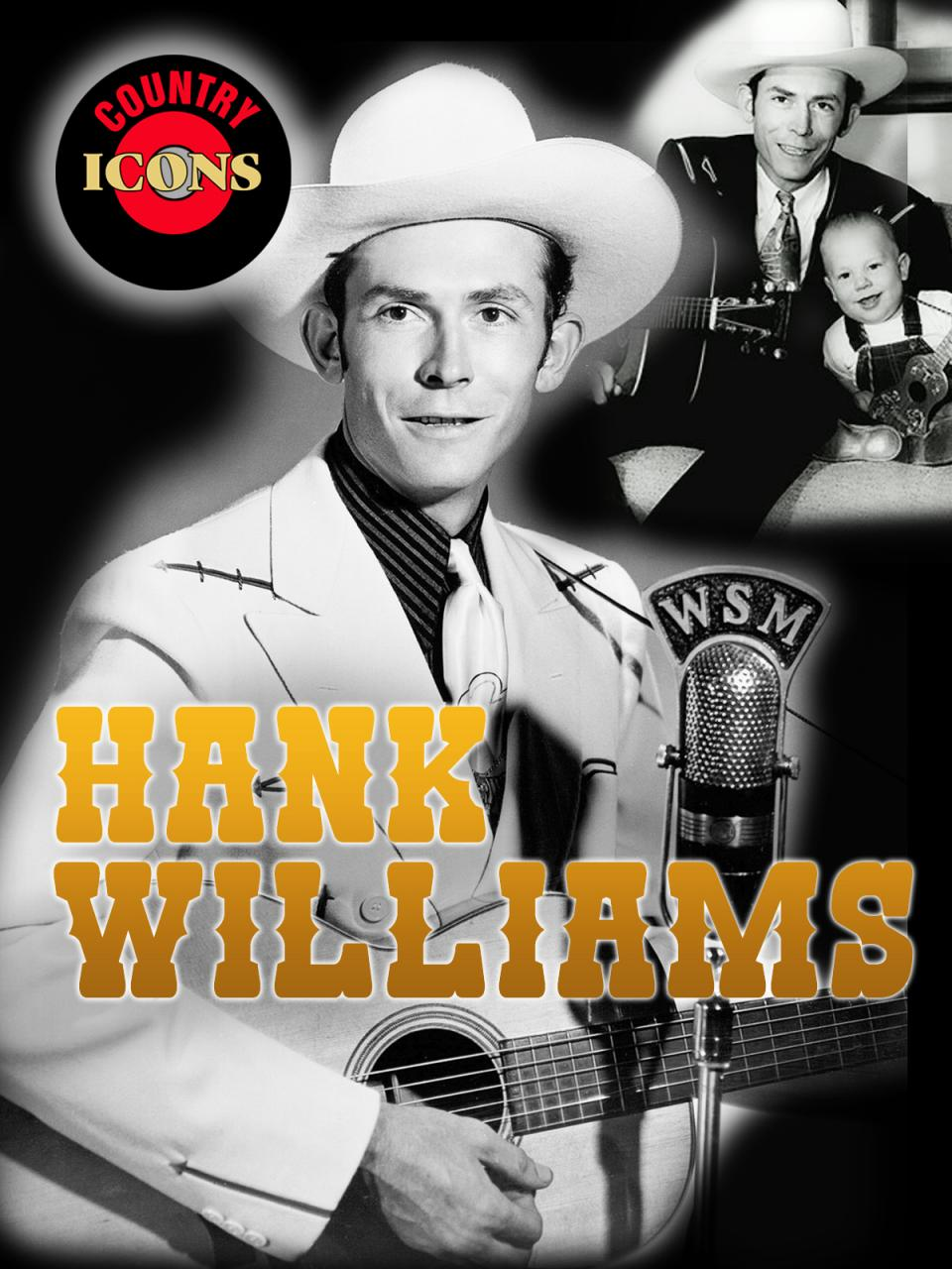 Country Icons: Hark Williams Sr.