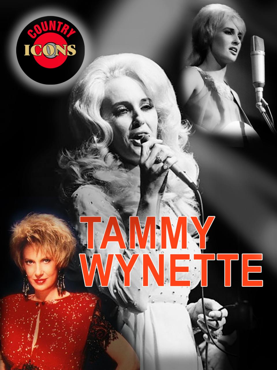 Country Icons: Tammy Wynette
