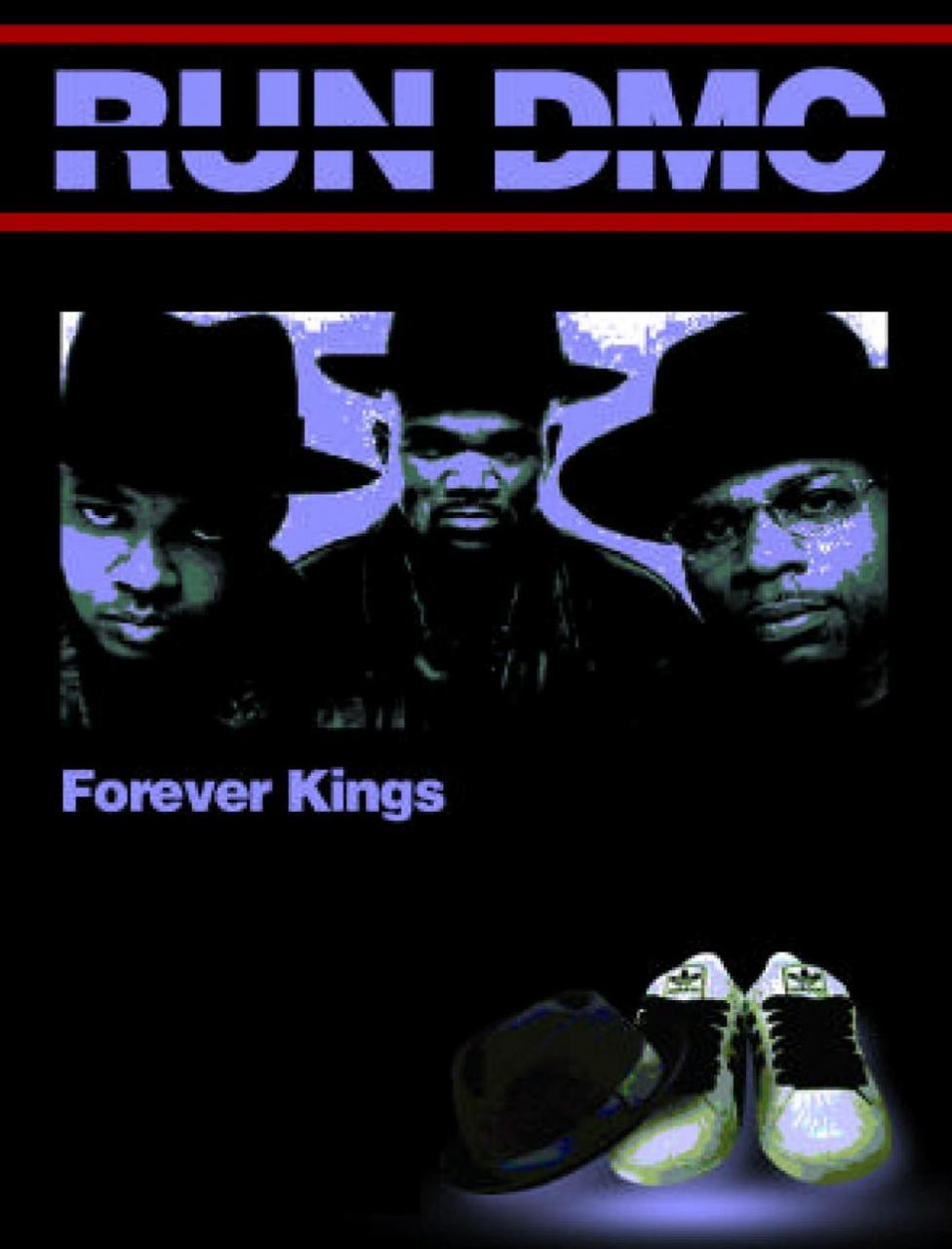 Run DMC Forever Kings