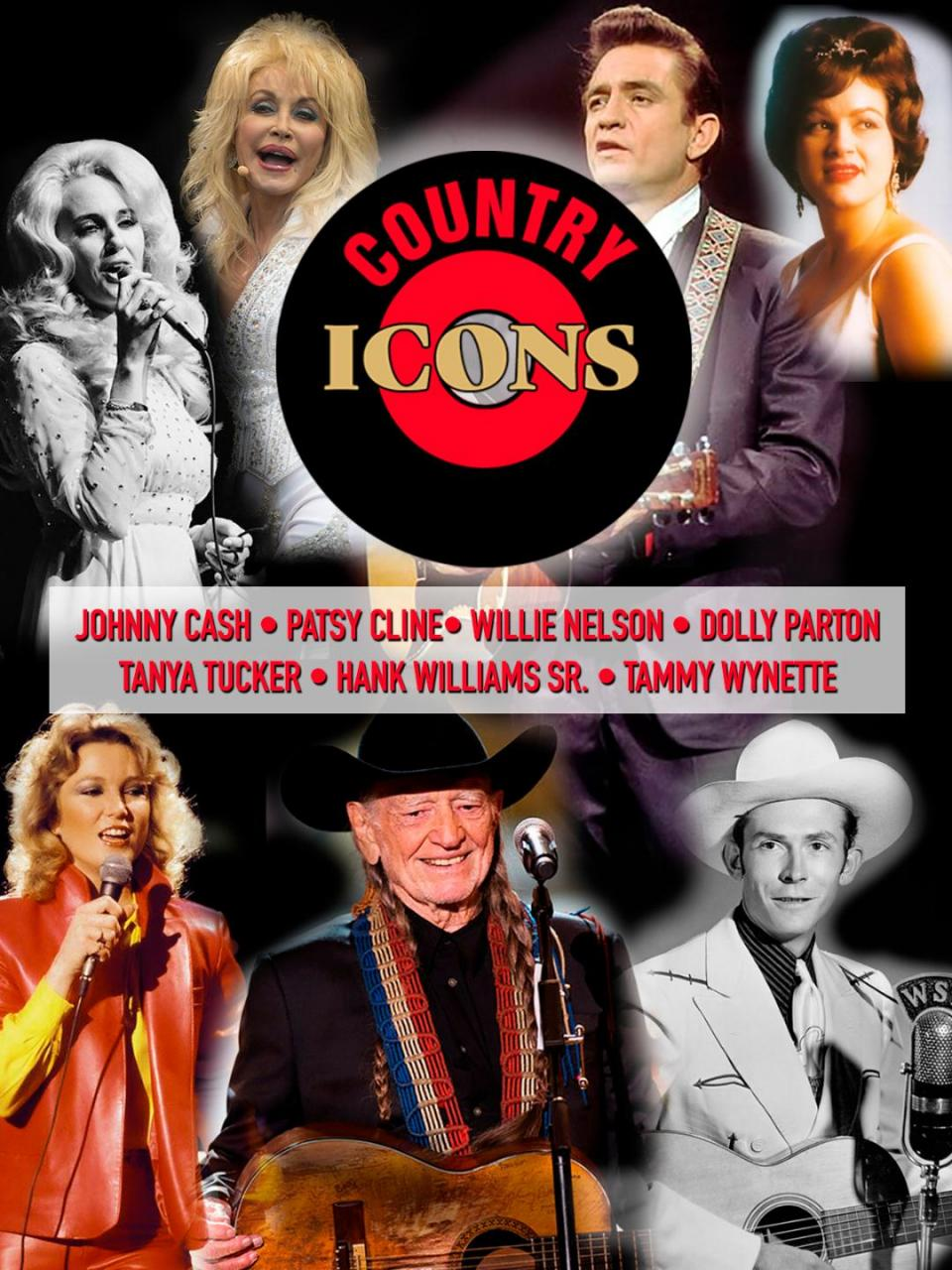Country Icons