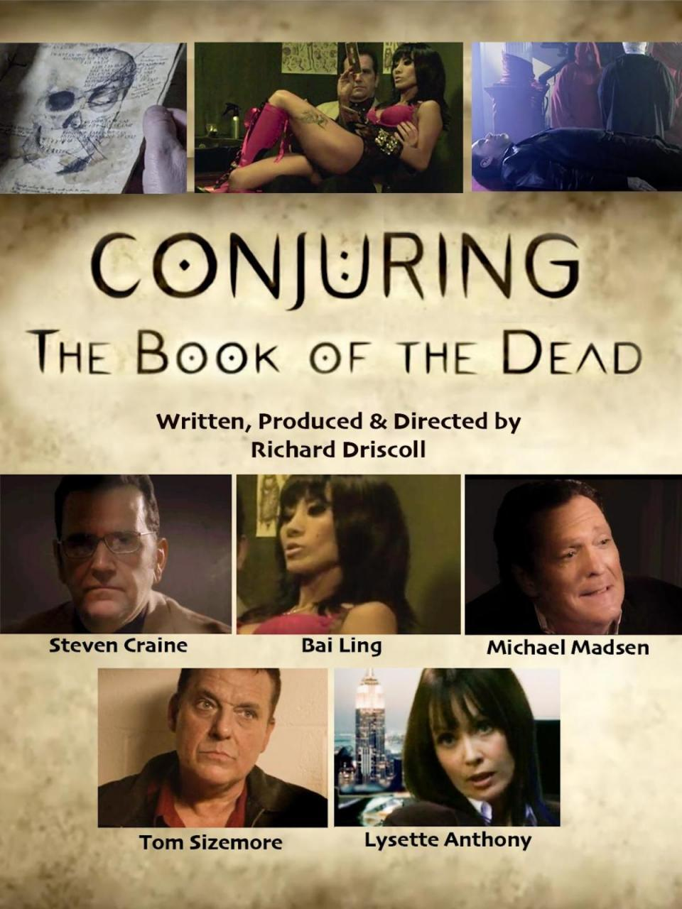 Conjuring - Book of the Dead