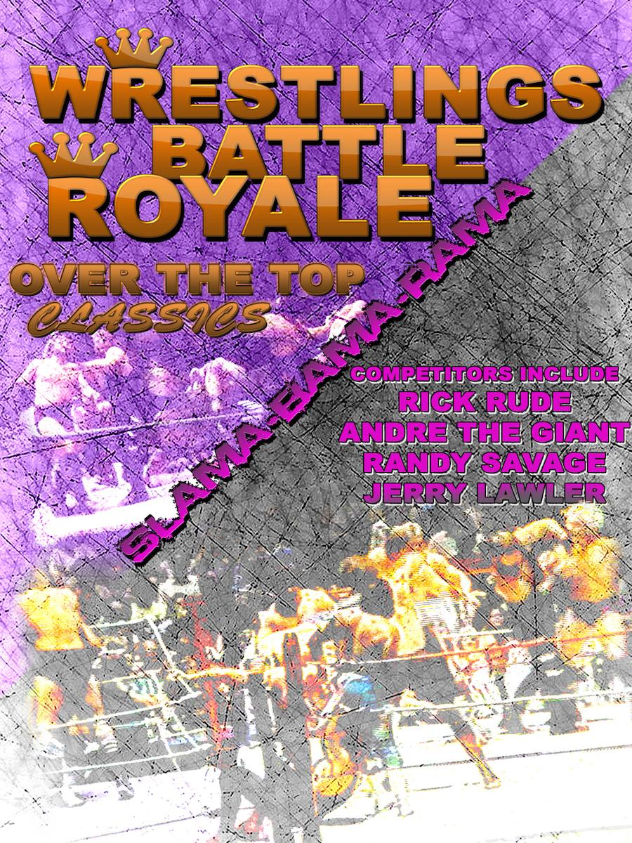Wrestlings Battle Royale: Slama-bama-rama