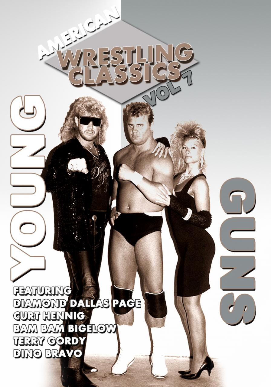 Wrestling Classics Vol 7: Young Guns