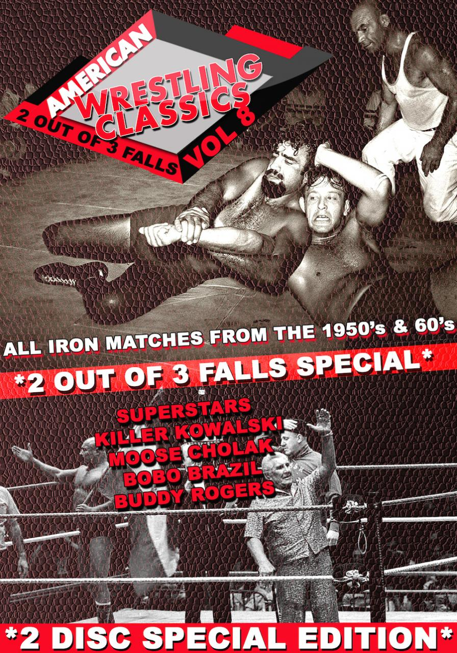 Wrestling Classics Vol 8: 2-Out Of 3 Falls