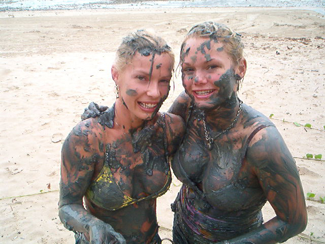 Mud On Boobs 107