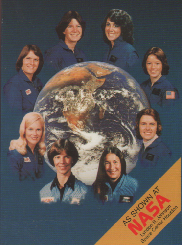 Women Space Pioneers