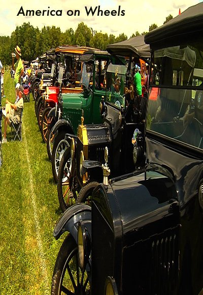 America On Wheels: The Model T