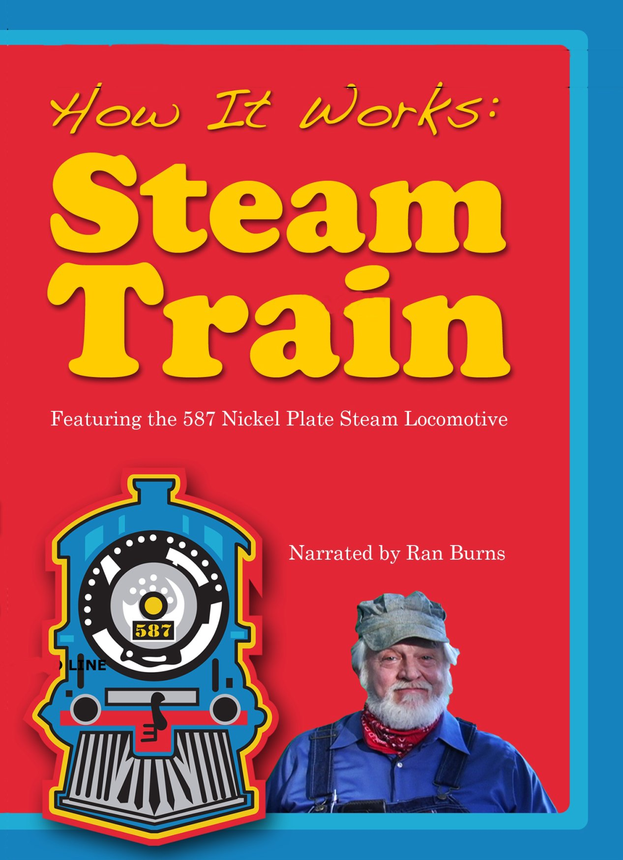 How it works: Steam Train